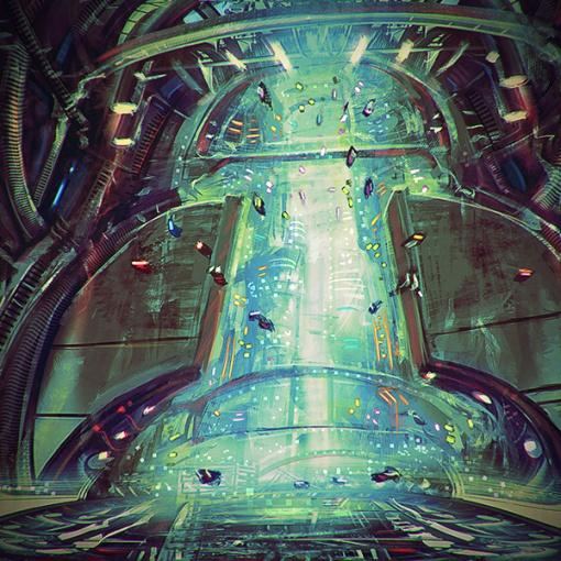 05 Space GATE